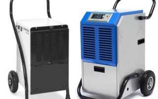 Зачем нужны промышленные осушители воздуха, какие их особенности и характеристики