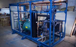 Промышленные охладители для воды (чиллеры) — характеристики, применение, плюсы и минусы