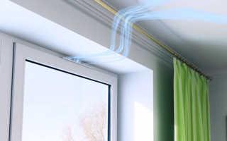 Как правильно выбрать и установить самостоятельно приточный клапан вентиляции на пластиковые (пвх) окна