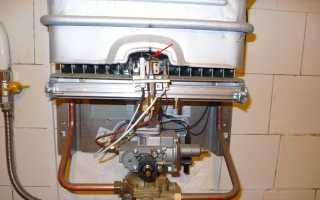 Ремонт газовой колонки в домашних условиях — что и как можно починить самому