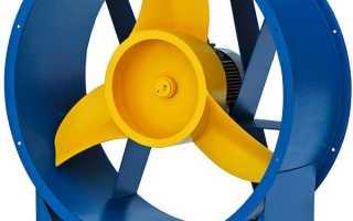 Конструкция и принцип работы осевого вентилятора, разновидности, назначение моделей и монтаж