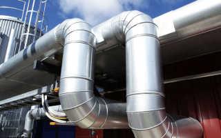 Расчет, общие правила и особенности монтажа воздуховодов для систем вентиляции разных типов