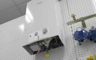 Процесс установки проточного газового водонагревателя самостоятельно