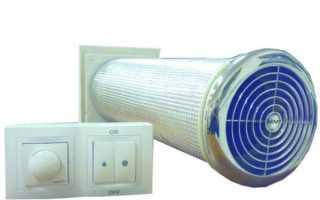 Специфика применения приточных вентиляторов, критерии выбора оптимальной модели, монтаж