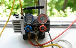 Как и зачем выполняют вакуумирование сплит системы, особенности технологии