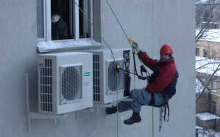 Возможна ли установка кондиционера в зимнее время и каковы особенности такой задачи