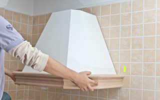 Подключение вытяжки на кухне к системе вентиляции своими руками: основные правила и этапы монтажа