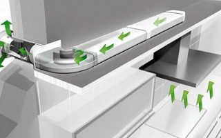 Правильный выбор вытяжки на кухню с отводом в вентиляцию, схема монтажа, рекомендации экспертов