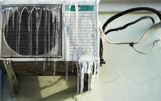 Как пользоваться кондиционером зимой — условия, особенности, плюсы и минусы
