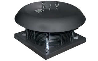 Характеристики и типы крышных вентиляторов для вытяжки и дымоудаления, выбор и установка