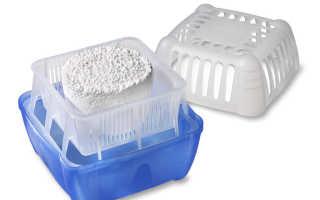Характеристика таблеток для поглощения влаги и их изготовление в домашних условиях