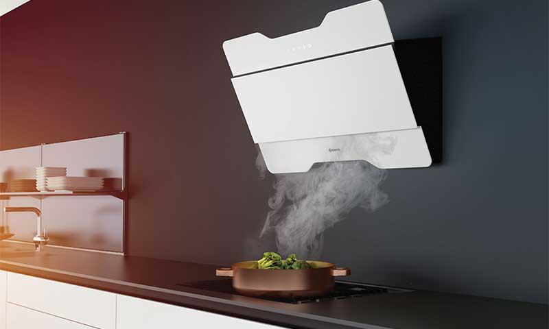 вытяжка бесшумная для кухни