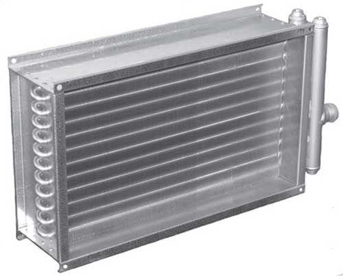 калорифер для приточной вентиляции