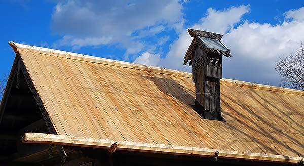 естественная вентиляция дома из бруса