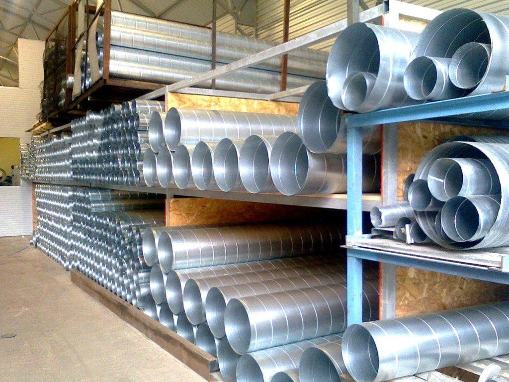 воздуховоды из металла