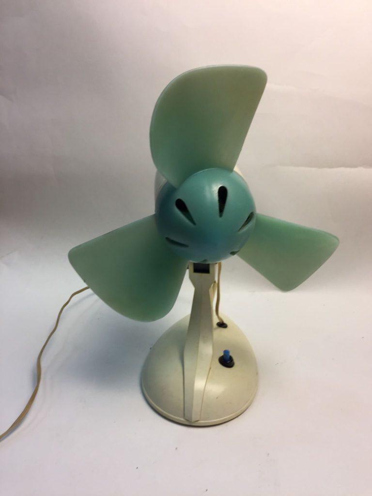 бытовой советский вентилятор