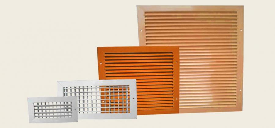 металлические и пластмассовые решетки