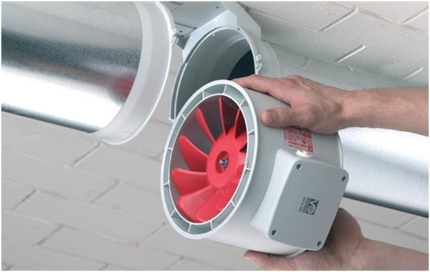 вентилятор механической вентиляции