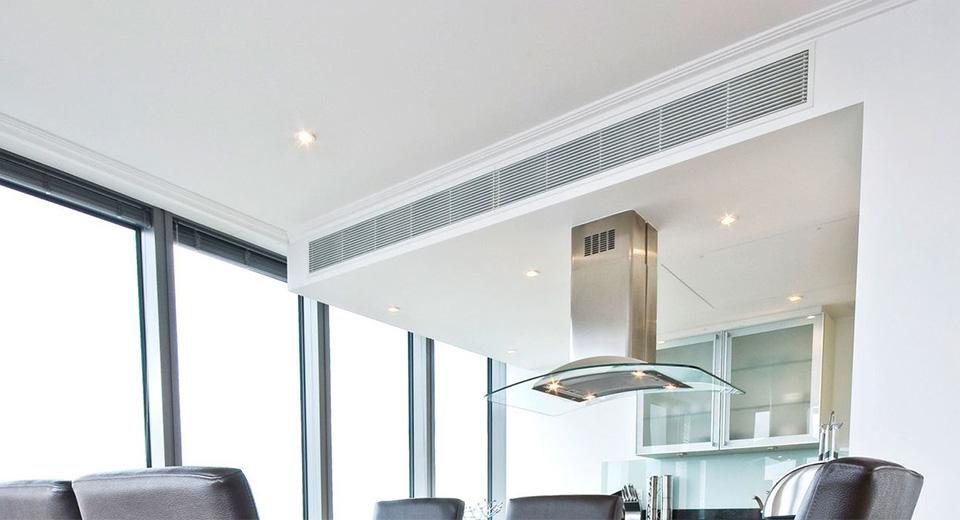 вентиляционные решетки в потолке