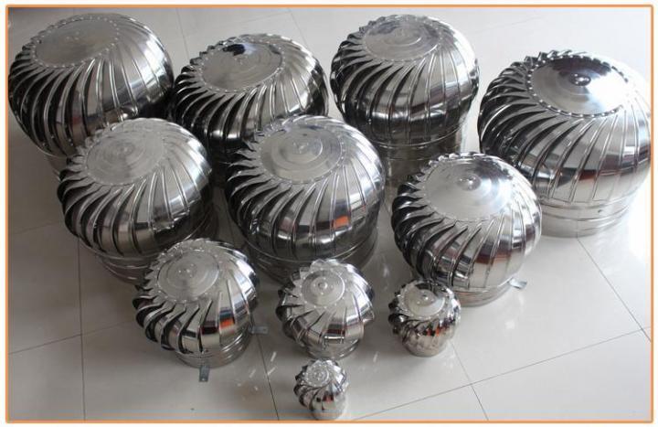 дефлекторы разного размера