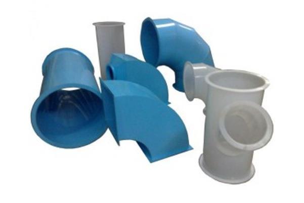 пластиковые трубы вентиляции
