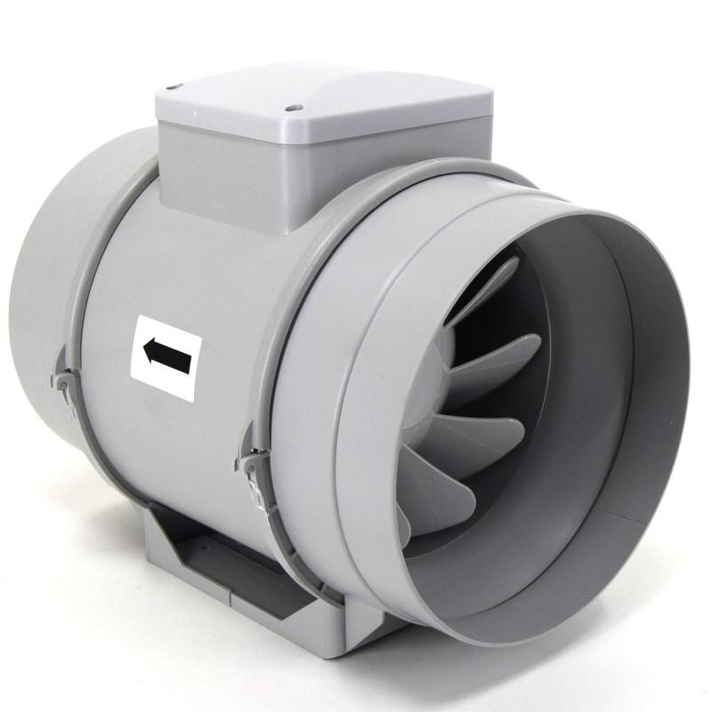 3д модель канального вентилятора