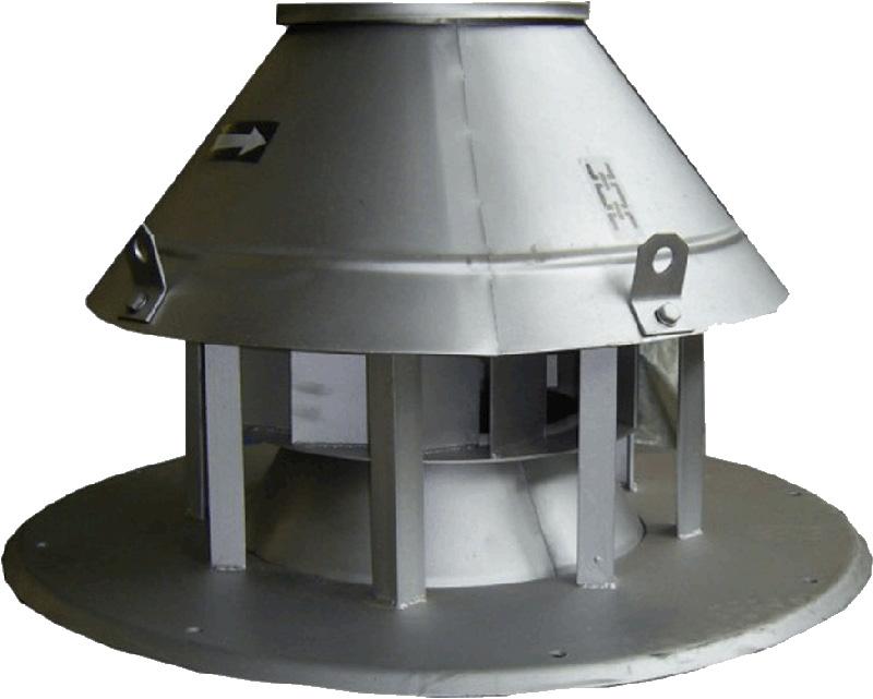 радиальная крышная модель