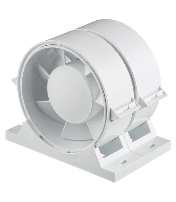 белый вентилятор