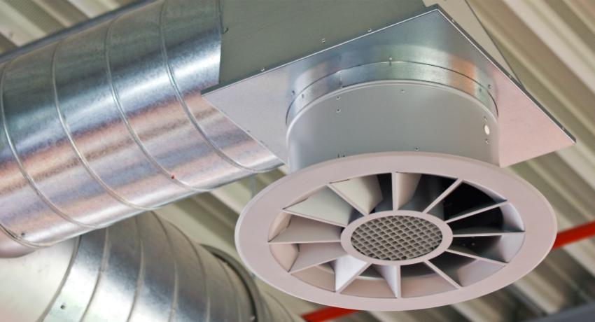 канальный вентилятор для круглого воздуховода