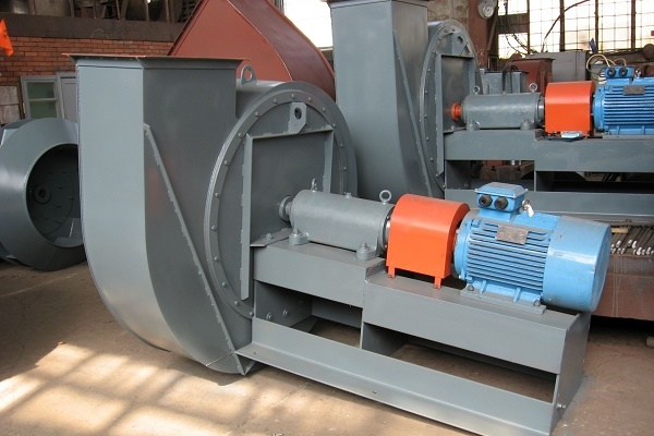 промышленная центробежная вентиляция