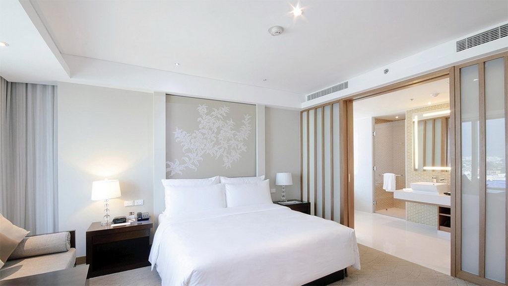 вентиляционные решетки в спальне