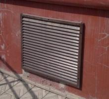 наружная защитная вентиляция