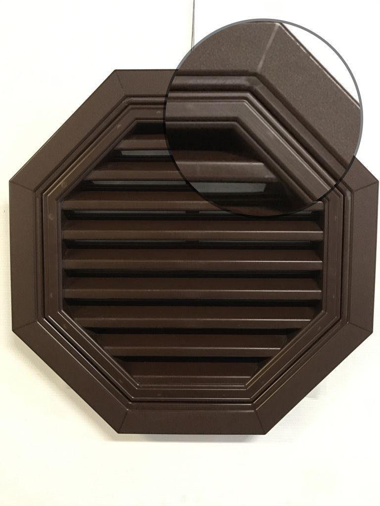 шестиугольная пластиковая вентиляция