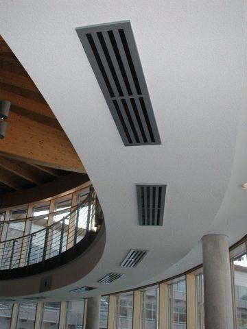 потолочная вентиляция