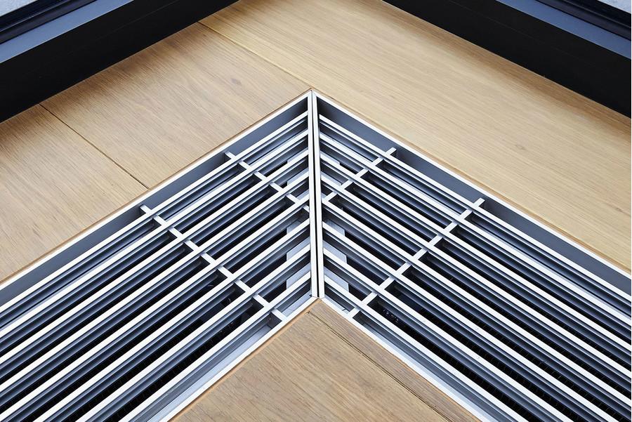конвекционная вентиляция в подоконнике