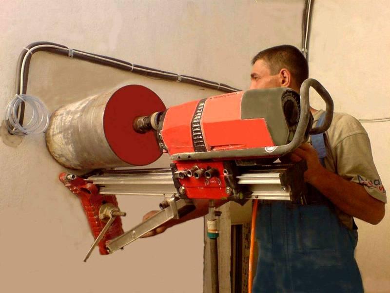 установка приточного клапана
