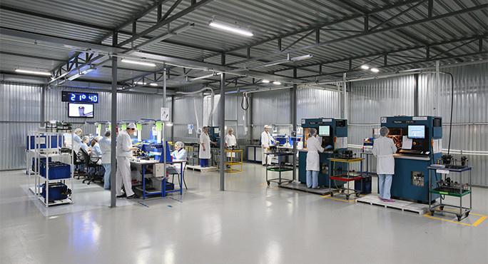 завод прецизионных кондиционеров