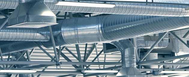 воздуховоды промышленные