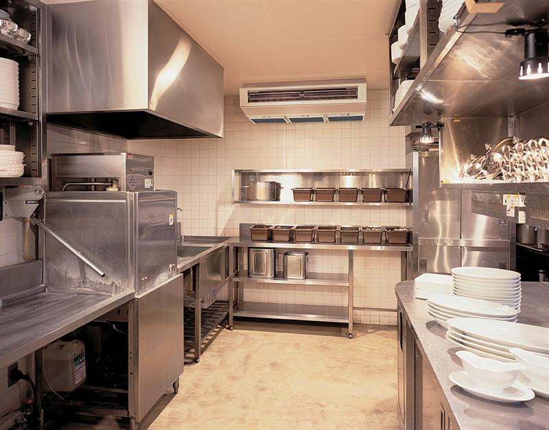 Система кондиционирования на кухне