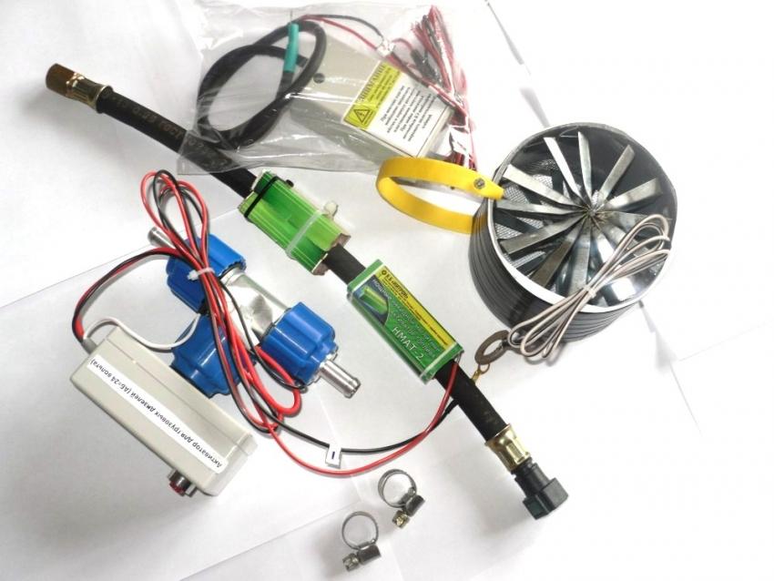 Ионизатор воздуха сделанный своими руками
