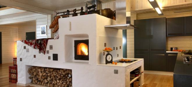Шведская печка