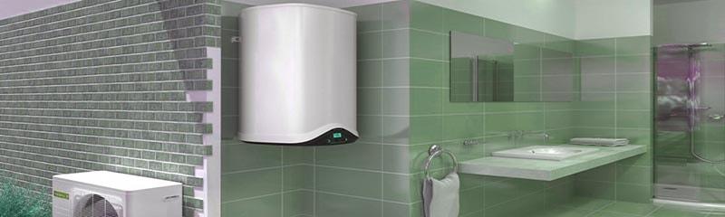 Электрический бойлер в ванной