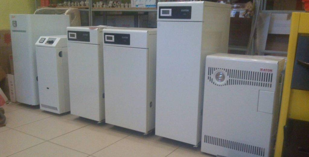 Системы отопления «Житомир» и Aton