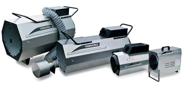 Принцип работы, устройство, критерии выбора дизельной тепловой пушки